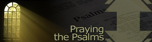 Praying the Psalms - Blog Logo