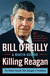 Killing Reagan Cover